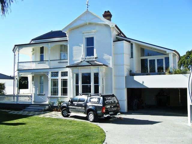 Custom Villa Renovation and Extension